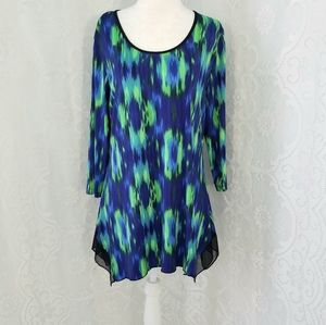Peter Nyguard Tunic Top